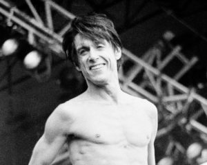 Iggy Pop i 1987 (Foto: Wikimedia Commons)