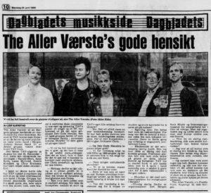 The Aller Værste-Dagbladet-1980