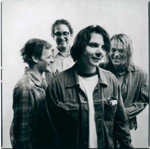 "WIlco fikk stor suksess med ""Summerteeth""-albumet. Foran: Jeff Tweedy (Foto: Reprise Records)"