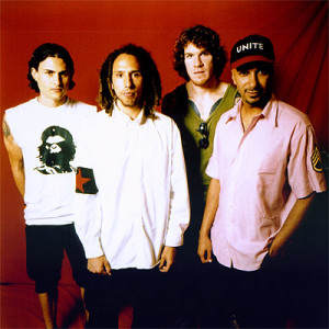 Rage Against the Machine (Foto: Sony Music)