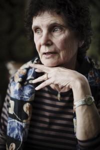 Anja Breien feirer 50 år i norsk film i år. (Foto: Therese Alice Sanne)
