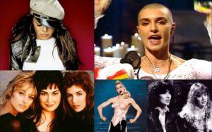 På topp for 25 år siden. (Foto: All Music + pressefotos)