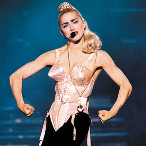 Madonna doblet i 1990 med Erotica og Sex (Foto: All Music)