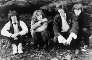"""R.E.M. er """"årets beste nykommer"""". Eller var, for 32 år siden. (Foto: All Music)"""