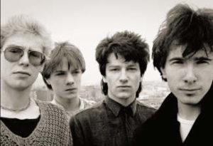 Dagbladet ville ikke ha U2-intervjuet, men 35 år etter er ikke-intervjuet blitt populært på LeffesLab. (Foto: Island Records)