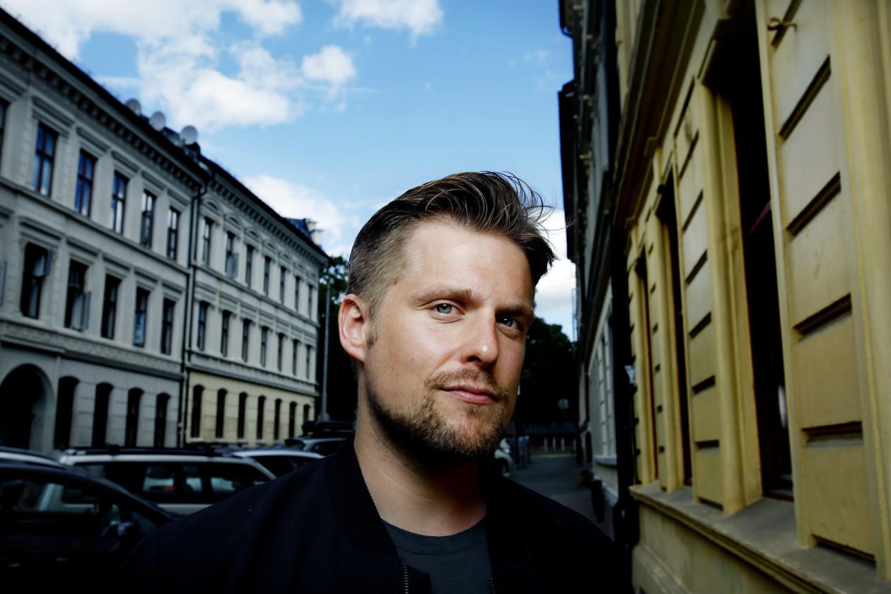 Ifølge Morgenbladet er Eivind Hofstad Evjemo en av våre ti beste forfattere under 35. (Foto: Kristin Svorte)