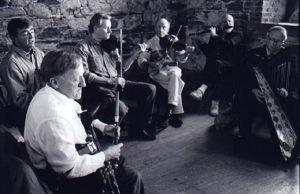 Chieftains i sitt rette element. (Foto: Chieftains.com)