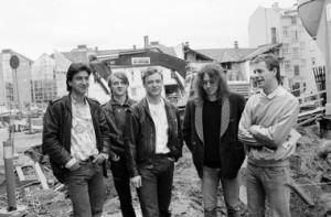Raga Rockers på besøk i Trondheim. (Foto: Adresseavisen)