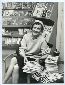 Nå kan du høre Astrid Lindgren lese sine egne eventyr på Spotify. (Foto: Saltkråkan AB)