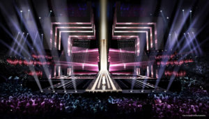 Lørdag går finalen i Eurovision Song Contest i Stockholm. Leffe kunne ikke bry seg mindre. (Foto: SVT)