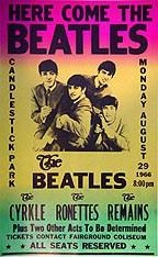 Beatles-plakat