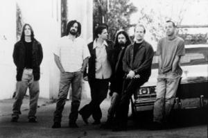 Counting Crows solgte millioner v debutalbumet. Nå er de klar med oppfølgeren. (Foto: All Music)