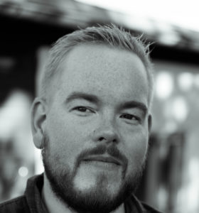 Jan Kristoffer Dale har fått gode kritikker for sin novellesamling «Arbeidsnever». (Foto: Kjersti Sletteskog/Kolon forlag)