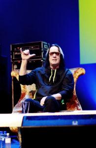 Todd Rundgren gjestet byLarm i 2012. (Foto: Kristin Svorte)