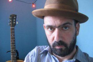 Mark Eitzel har jobbet sammen med Peter Buck på sitt nye album «West». (Foto: Wikimedia Commons)